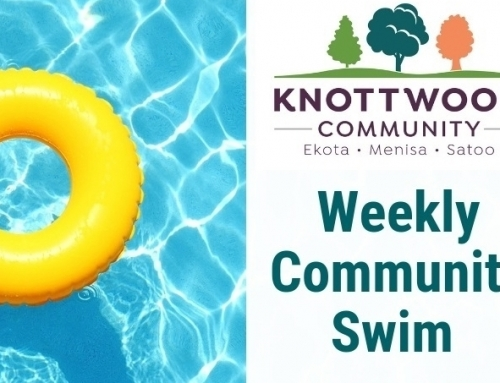 Community Swim update