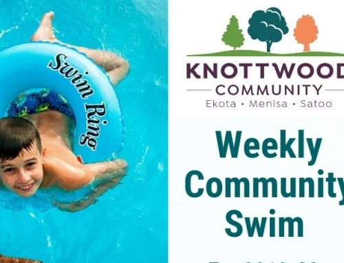 Support Knottwood: Free swimming, skating & more