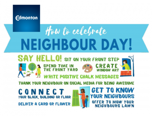 Celebrate Neighbour Day: June 20