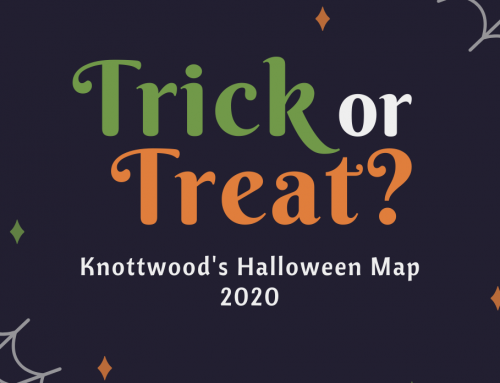 Knottwood Halloween Map 2020