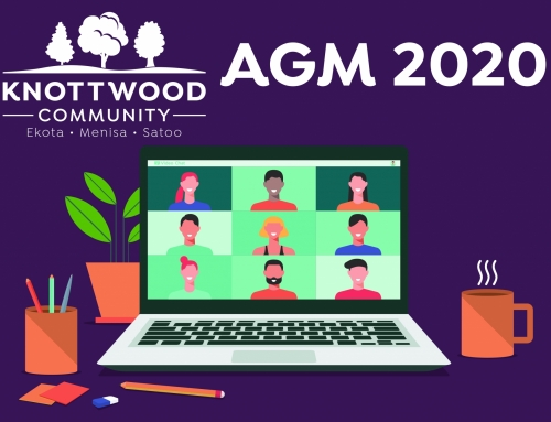 Knottwood's Virtual Annual General Meeting