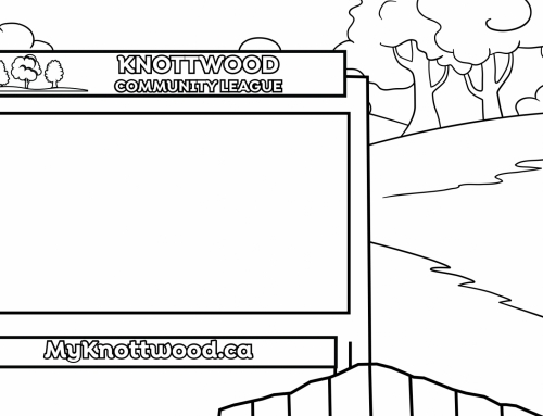 EFCL 100 Anniversary – Knottwood Colouring Page