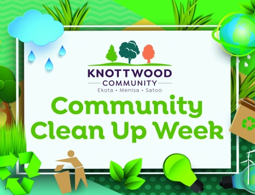 Knottwood Community Clean-Up Week 2021