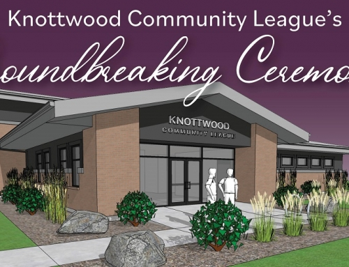 Groundbreaking for new Knottwood Hall