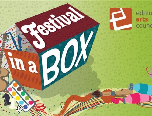 Festival in a Box Pop-Up Parade – August 14